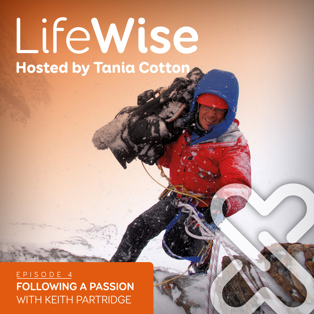 LifeWise Podcast Episode 4: Keith Partridge